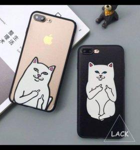 Чехлы для iPhone 7,7+ и других