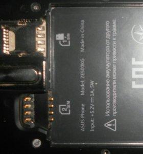 Asus zenfone 2 lazer ze500 kg
