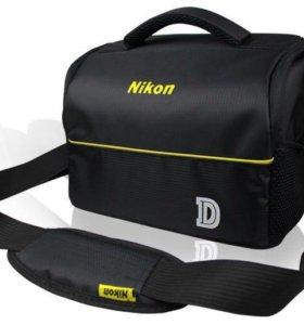 Сумка 👜 для фотоаппарата Nikon