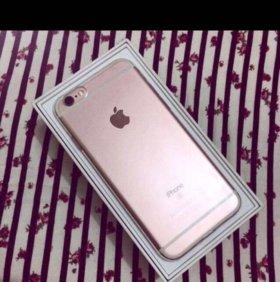 Продам iPhone 6s на 16g