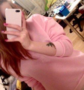 Новый розовый свитшот ✨