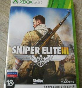 Sniper elite 3 xbox 360