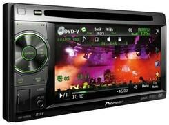 "Магнитола Pioneer 2din с экраном 7"" DVD, USB, mp3"