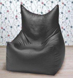 Кресло трон из кожи. Доставим