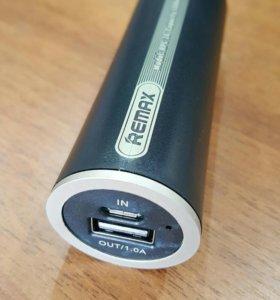 Внешний аккумулятор Power Bank Remax