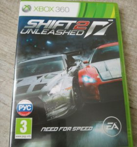Nfs shift 2 unleashed xbox 360