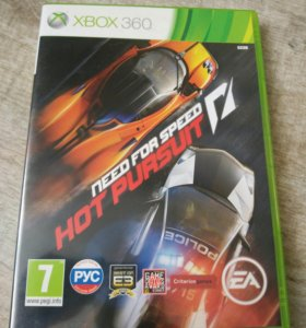 Nfs hot pursuit xbox 360