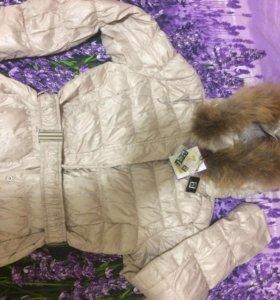 Куртки на весну новые