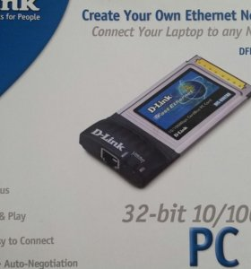 PC Card Ethernet