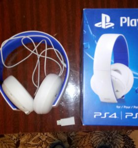 Продам playstation wireless stereo headset 2.0