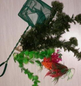 Продам искуственные растения