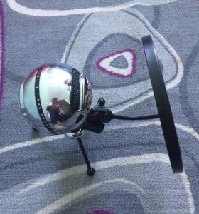 Конденсаторный USB микрофон Blue