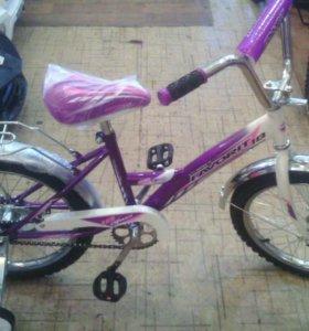 велосипед бриз 18