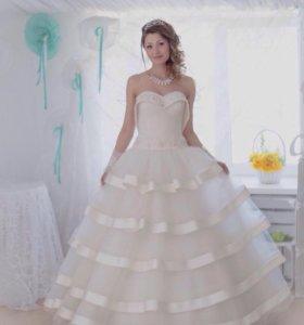 Свадебное платье 🔥🔥🔥