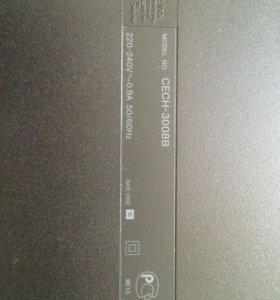 Sony PS3 320Gb (cech-3008B) + все аксессуары
