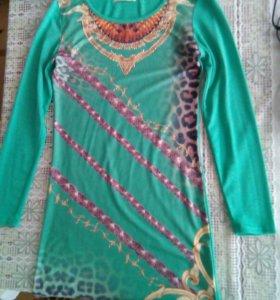 Туника платье новое