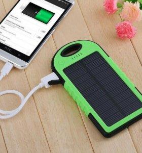 Аккумулятор на солнечной батареи