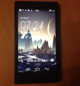 Телефон Nokia XL