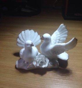 Статуэтка голуби
