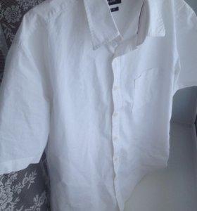 Рубашка O'stin/свитер (М)