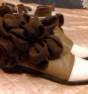 Весенняя обувь.