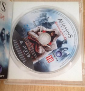 Assasin's creed brother hood на PS3
