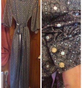 Платье брэндовое стильное