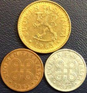 Монеты Финляндии