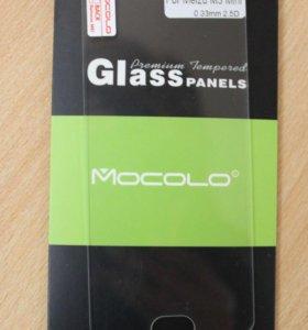 Защитное стекло Premium на Meizu M3S mini