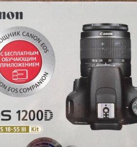 Сanon 1200D EF-S 18-55 III Kit