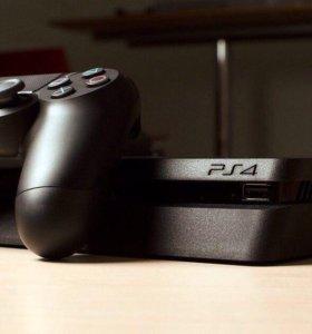 Аренда/прокат PlayStation 4 Slim