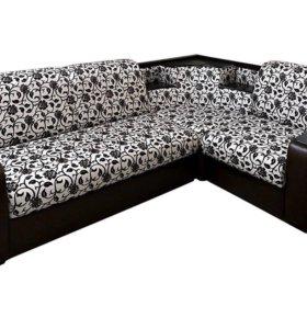 """Угловой диван """"Адмирал"""""""