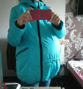 Демисезонная куртка 2 в 1