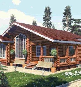 Загородное строительство в Сосновом Бору!