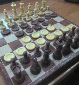 Шахматы,шашки.
