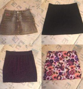 Юбки юбка короткая