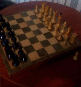 Шахматы в отличном состоянии