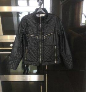 Куртка новая весенняя на тонком утеплителе