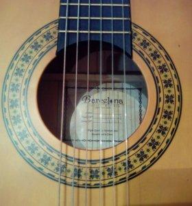 Гитара классическая детская Барселона
