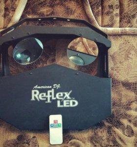 Светодиодный прибор American DJ Reflex Led