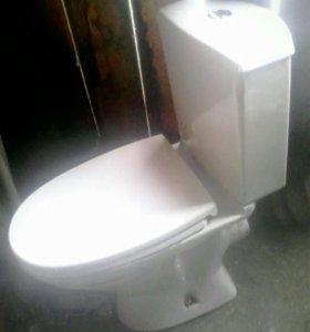 Унитаз Santek бу Ванна чугунная