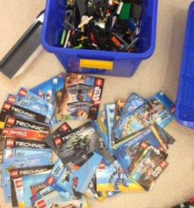 Lego 46 наборов