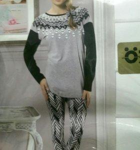 Женская пижамы турецкие