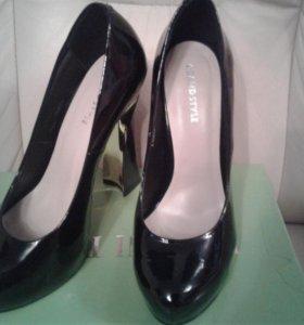 Новые туфли. Италия.