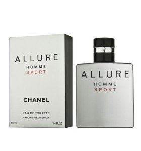 CHANEL ALLURE HOMME SPORT 100 мл.