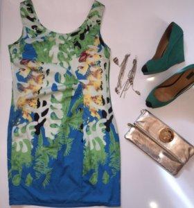 Платье( set + аксессуары)