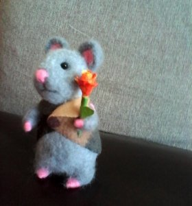 """Игрушка """"мышонок Феликс"""""""