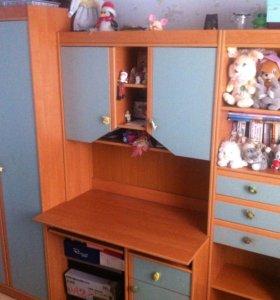 Детская мебель длина 3м