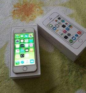 iPhone 5s Gold 32Гб