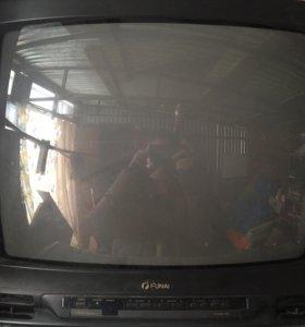 Телевизор Funai на запчасти